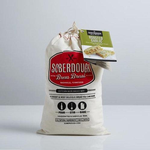 Soberdough Roasted Garlic Bread Mix