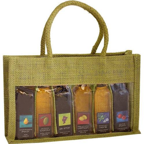 Bella Vita OJ6 Green Sampler Bag 6 Pack