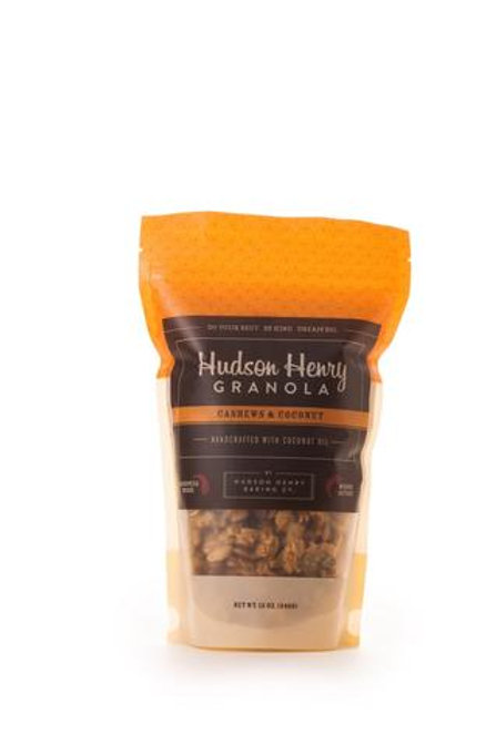 Hudson Henry Cashews & Coconut Granola