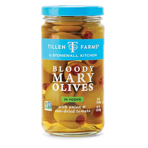 Stonewall Kitchen Tillen Farms Bloody Mary Olives