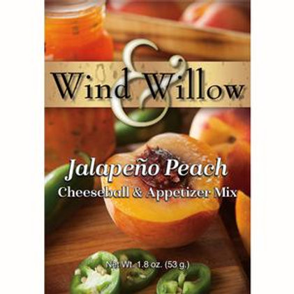 Wind & Willow Jalapeno Peach Cheeseball Mix