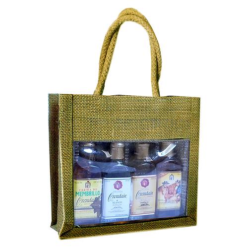 Bella Vita OJ4 Green Sampler Bag 4 Pack