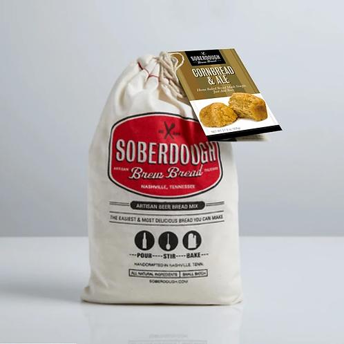Soberdough Cornbread & Ale Bread Mix