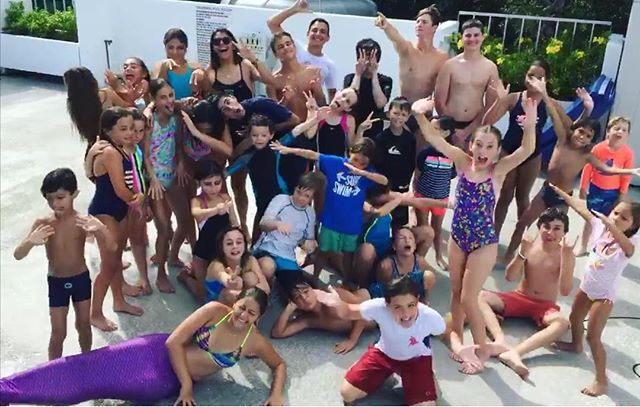 Week 4 Diving Camp!!!! #summercamp #kidshavingfun 🌞🌞