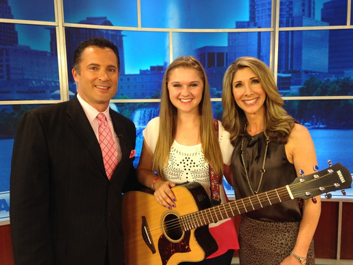 Bully Prevention Singer (Fox 35 News Orlando)