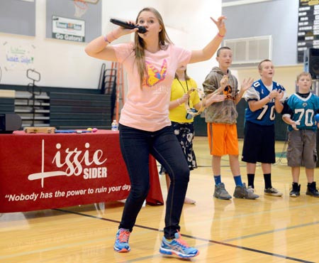 Rising Singer Brings Anti-Bullying Message to Chico (Chico-Enterprise Record)