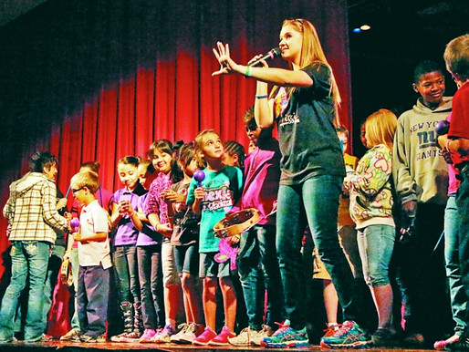Mexia kids vow to put a stop to bullying (The Mexia News)