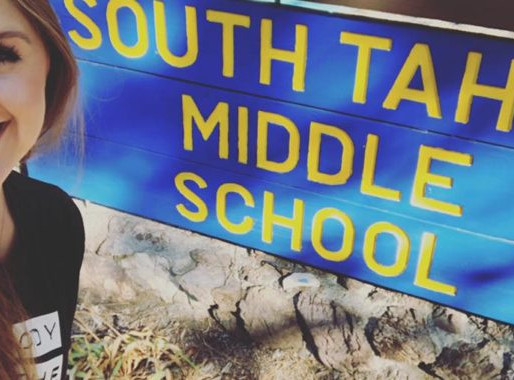 South Tahoe Middle School!