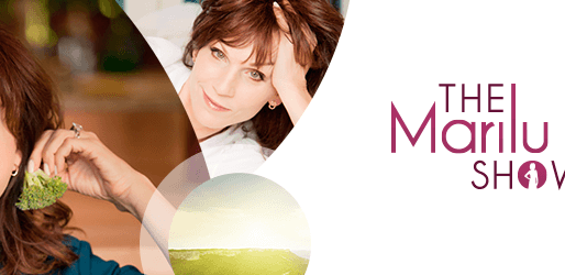 Lizzie on The Marilu Henner Show!