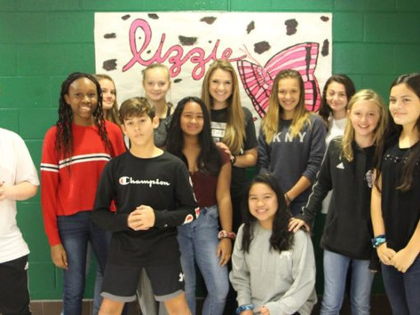 We Are All Butterflies (WS FCS Winston-Salem Forsyth County Schools)