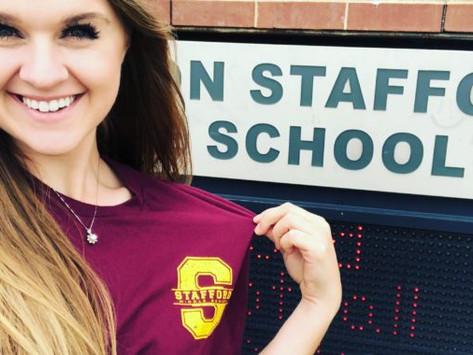 Stafford Middle School!