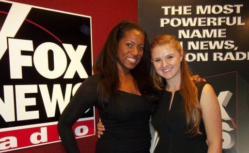 "FOX News Radio's Crystal Berger spends ""A Few Moments With"" Country Music Singer Lizzie Sider"