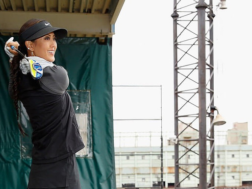 Need a little inspiration today? Read this. (Michelle Wie Story)