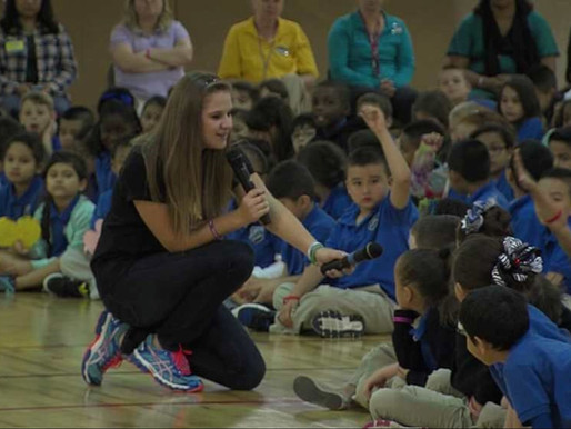 Texas Leadership Charter Academy Gets a Visit from Emerging Country Artist (NewsWest 9 / Midland)