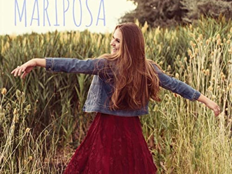 MARIPOSA available now on iTunes/Apple Music and Spotify!
