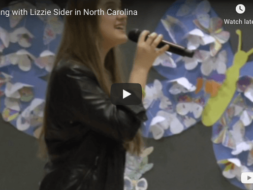 Singing With Lizzie Sider in North Carolina (North Carolina Department of Public Instruction)