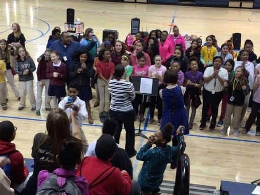 School Tour - Nashville!