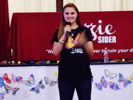 Port O'Connor Students Flutter Their Wings with Special Guest Lizzie Sider (Dolphin Talk)