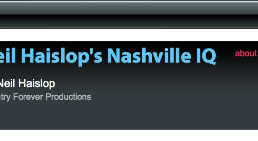 Lizzie Sider Teen Sensation to Watch (Neil Haislop's Nashville IQ)