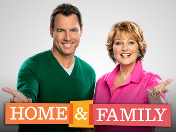 """Lizzie to appear on Hallmark's """"Home & Family"""" on June 20, 2013"""