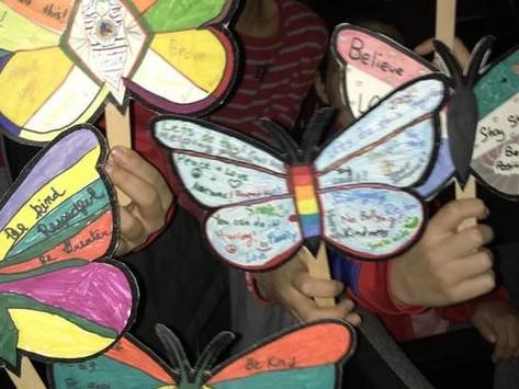 Fair Lawn, Glen Rock, Paramus 5th-Graders Hear Lizzie Sider's Remedy For Bullies (Lianna Albrizio)