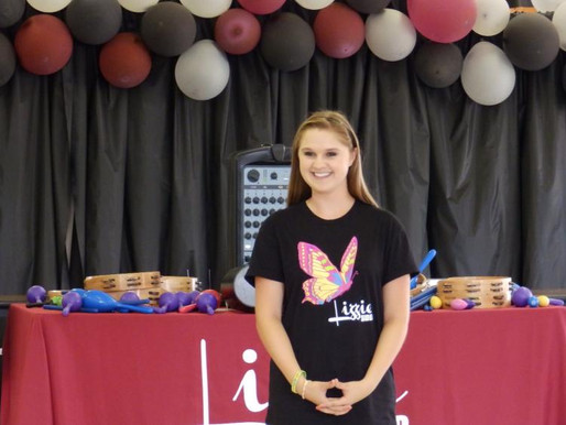 Country Singer Lizzie Sider Ends 250-School Bully Prevention Tour in San Angelo (San Angelo LIVE!)