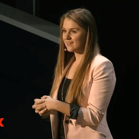 TAKING THE ROAD LESS TRAVELED (TEDx TALK)