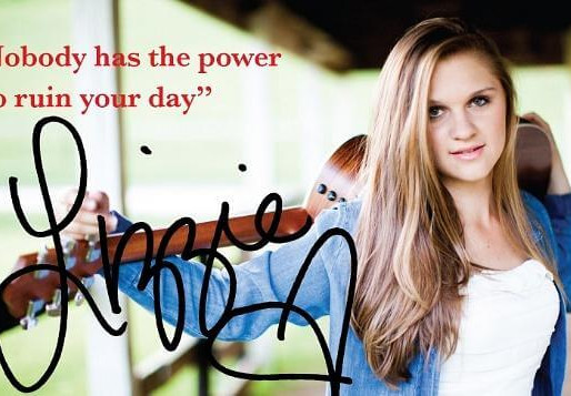 Lizzie Sider Celebrates Bullying Prevention Month During Life is Beautiful HD Streaming Event
