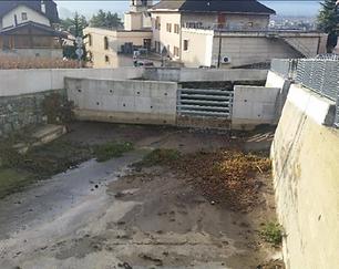 Torrents des Fontaines et des Moulins à Vétroz