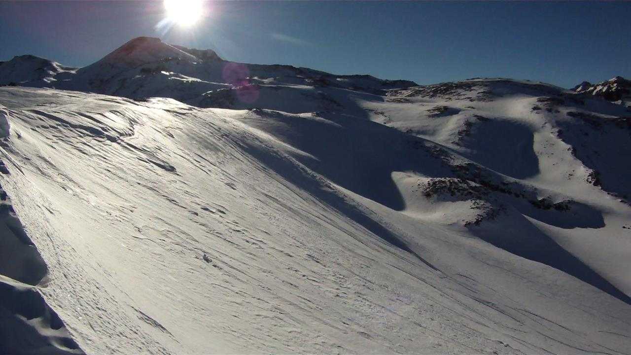 Nevados Backcountry Terrain