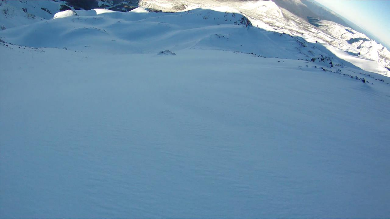 Nevados de Chillan Freeride Zone Powder