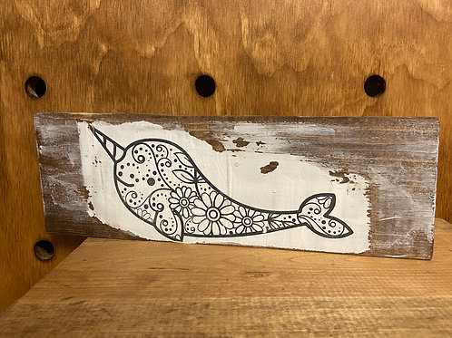 Narwhal Color Decor