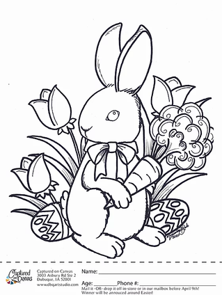 Coloring Contest!!