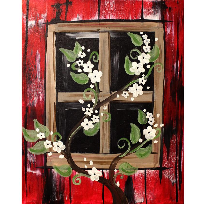 Window Blossom- Live or In-Studio