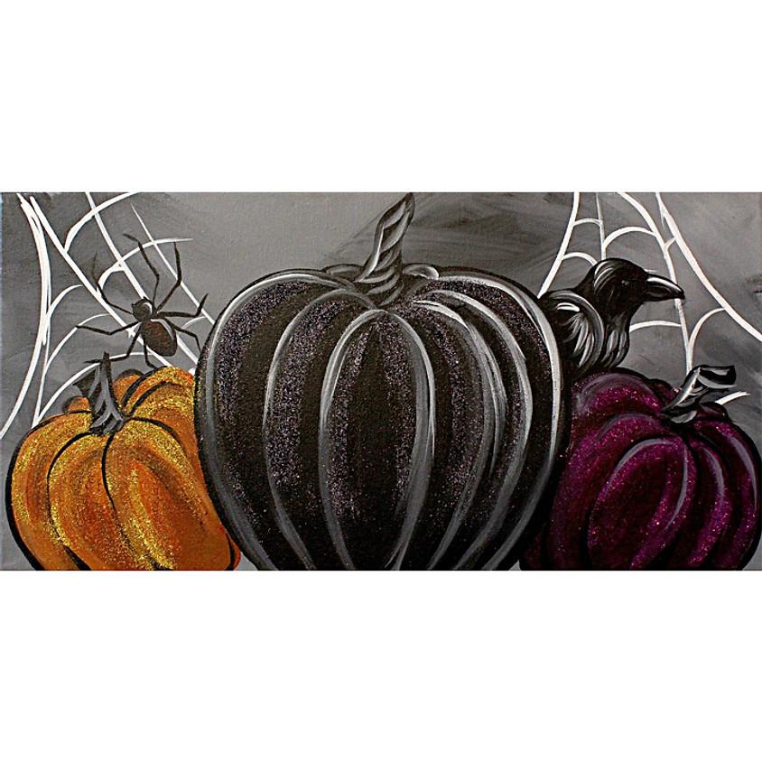 Spook Pumpkins