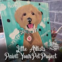 Little Artist Pet Project