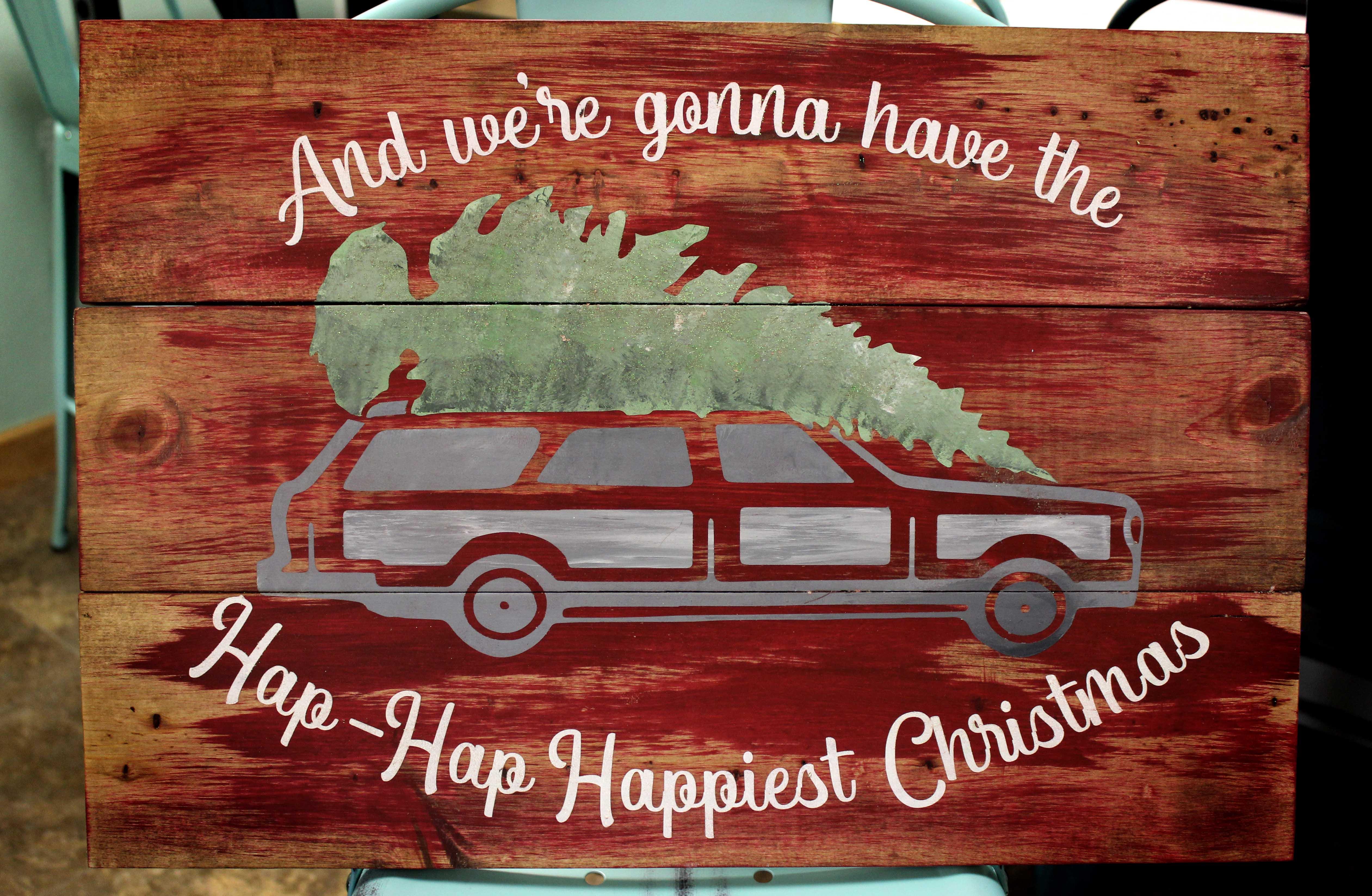 Hap-Happiest Christmas