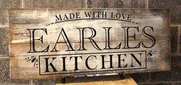 Made with Love Kitchen