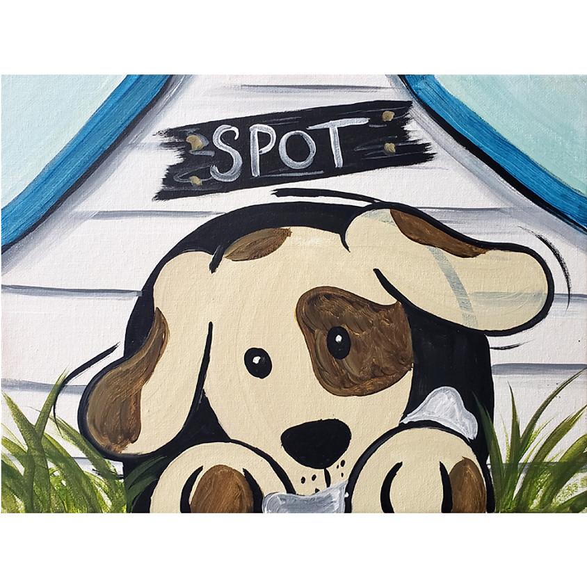 Puppy House- Little Artists Live
