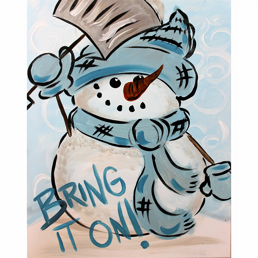 Bring it on Snowman - Live or In-Studio