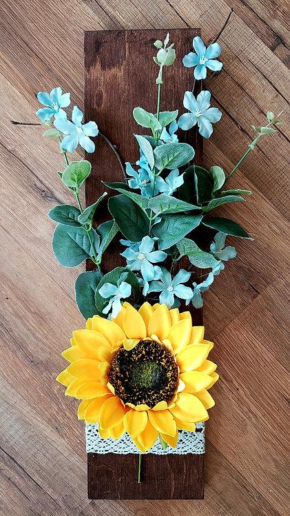 Sunflower Floral Board