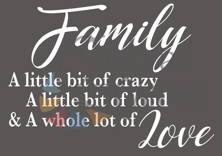 Family_A whole lot of Love
