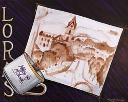 Loras Coffee Spill