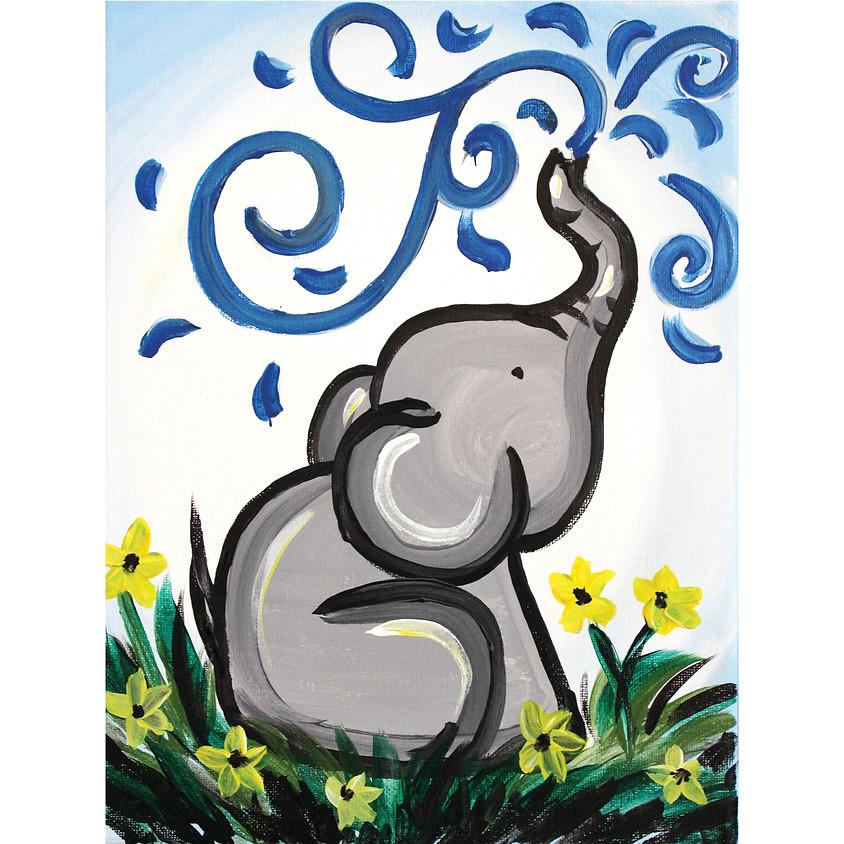 Elephant - Little Artist Live