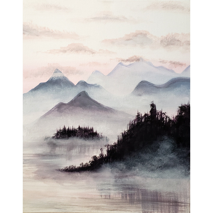 Zen Mountains - Live or In-Studio