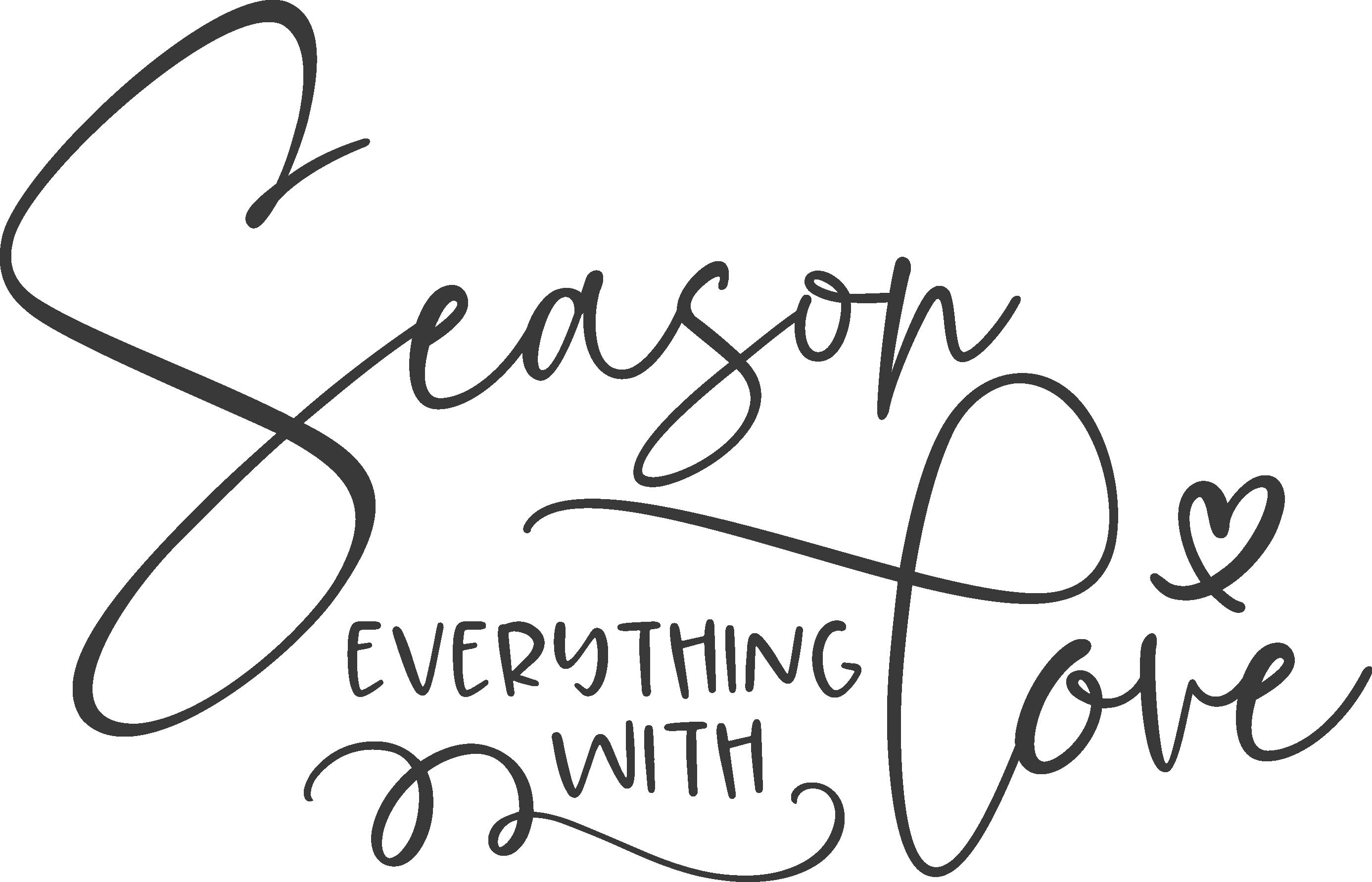 SeasonEverythingWithLove