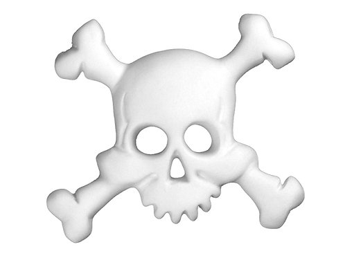 Pirate Skull Tag-Along
