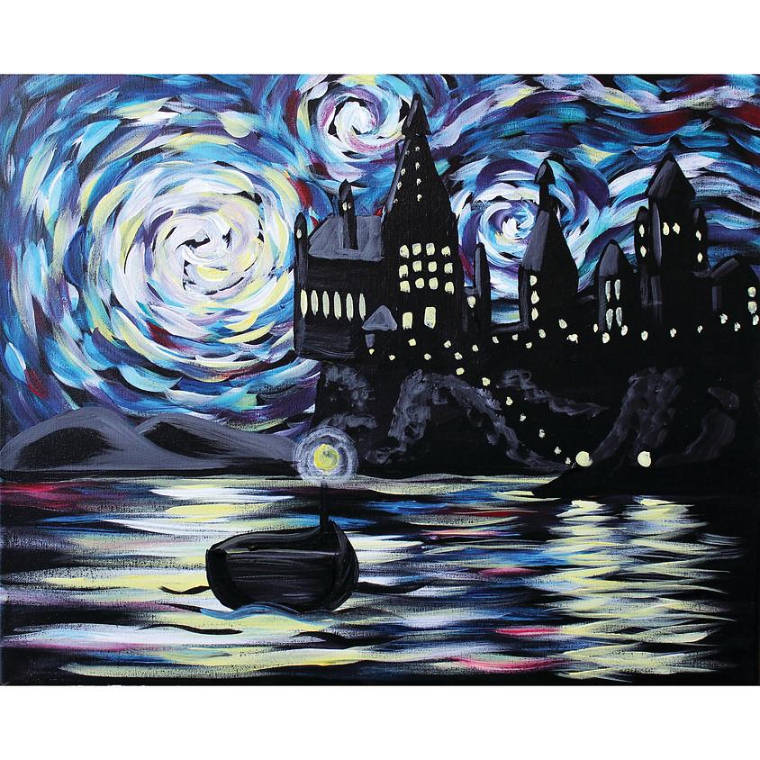 Starry Castle (for those Harry Potter Fans)