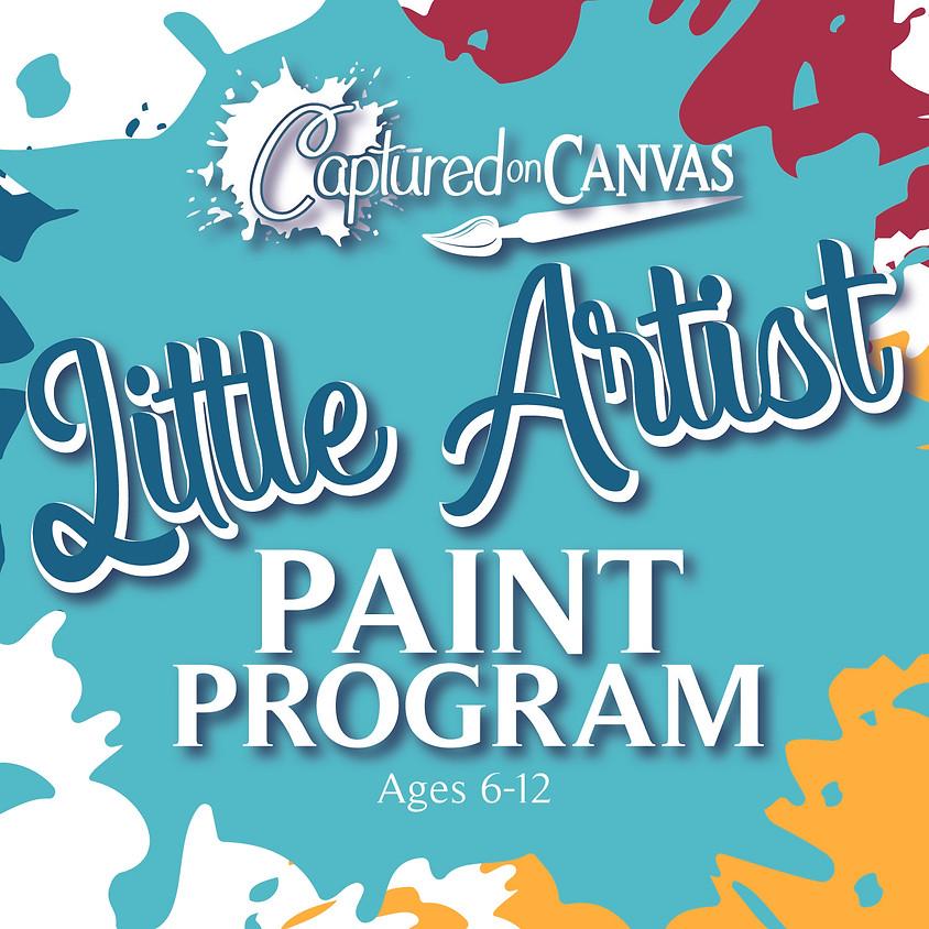 Little Artists Summer Program -  Live Wednesdays