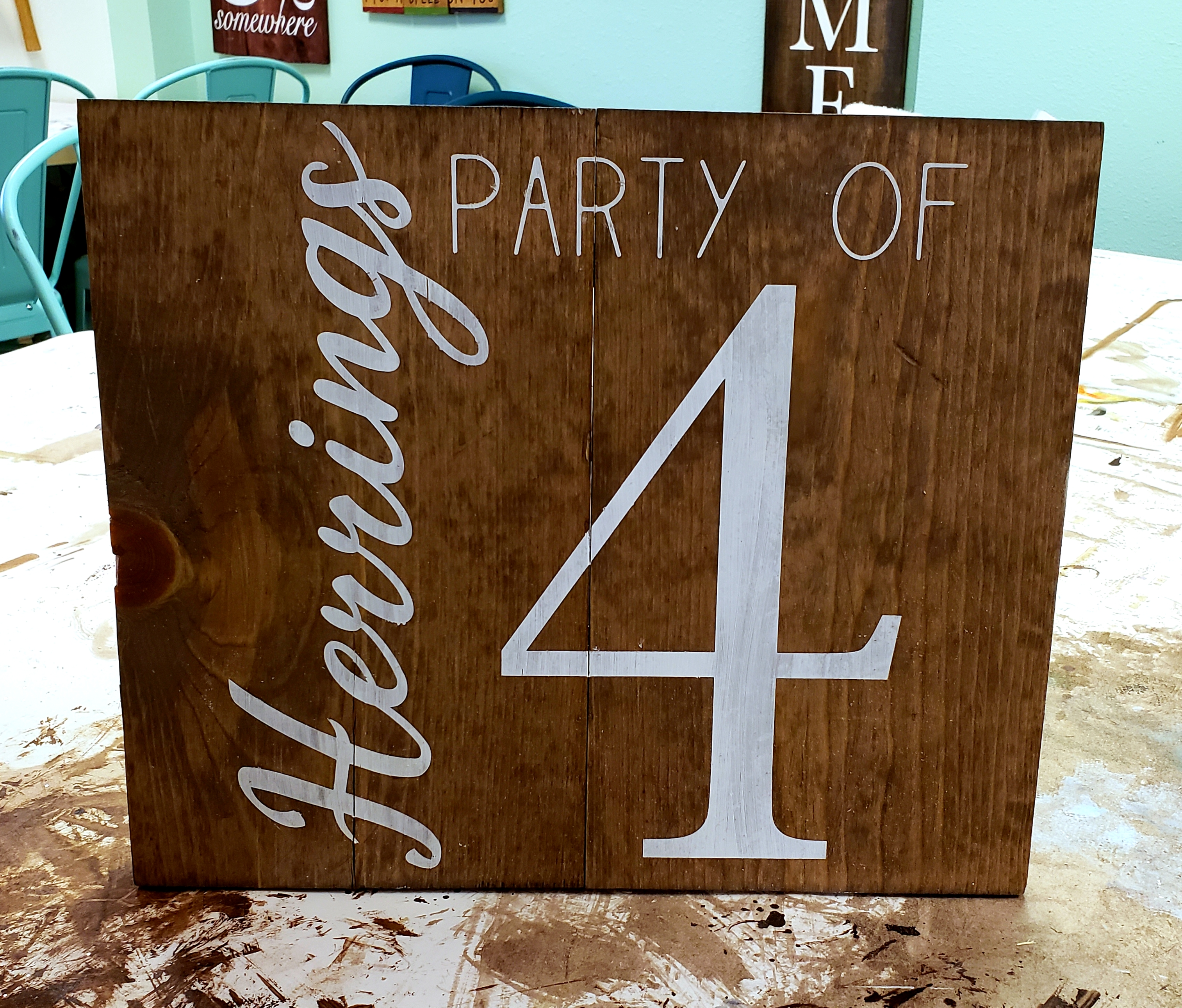 Family Party of...